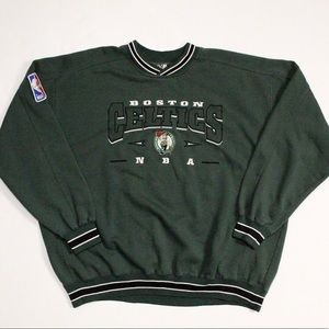 Vintage Lee Sport Boston Celtics Sweater